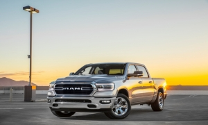 RAM, en lo alto del IIHS Top Safety Pick 2020