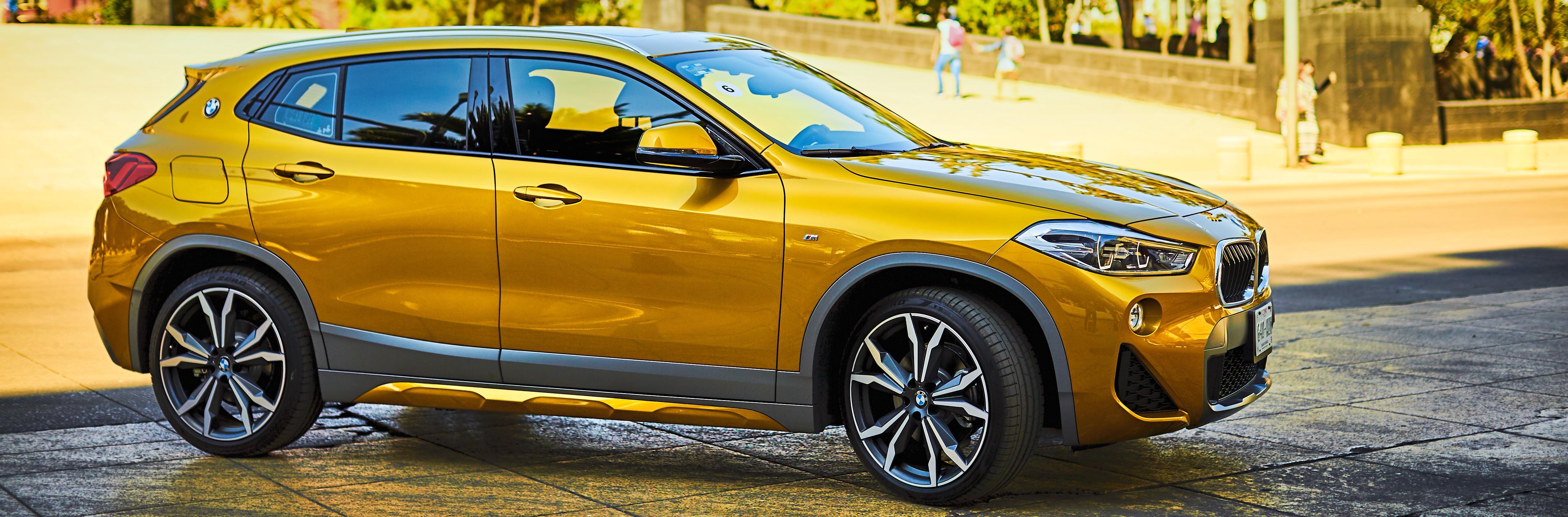 BMW X2, rompe el molde