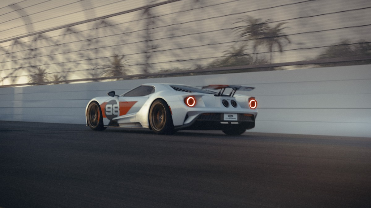 2021 Ford GT Heritage Edition 03 1