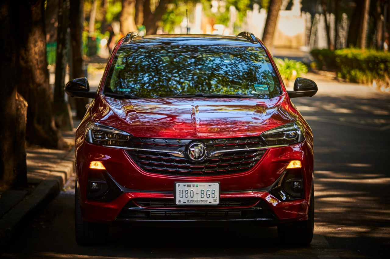 Buick Encore GX 2020 exterior frontal
