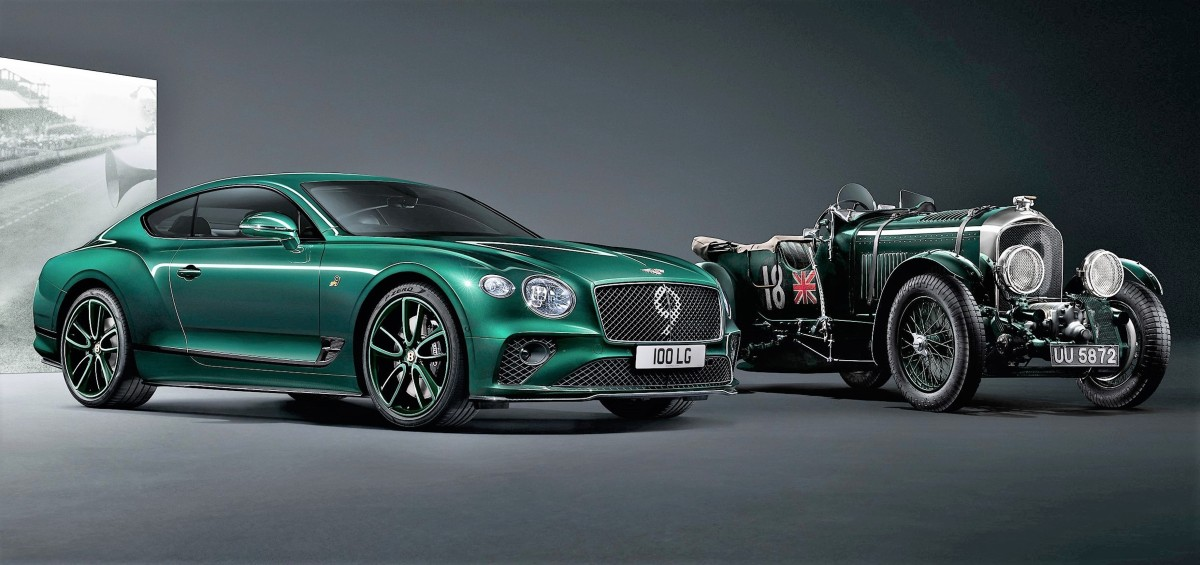 Continental GT No 9 Edition by Mulliner 4 1