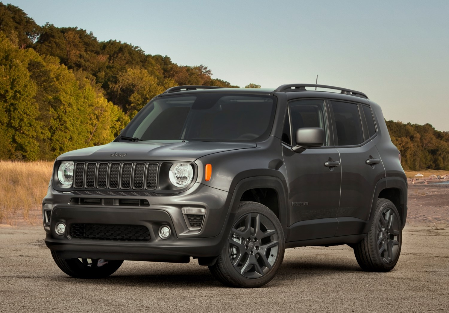 Jeep Renegade 80th Anniversary Edition 2021 1 1