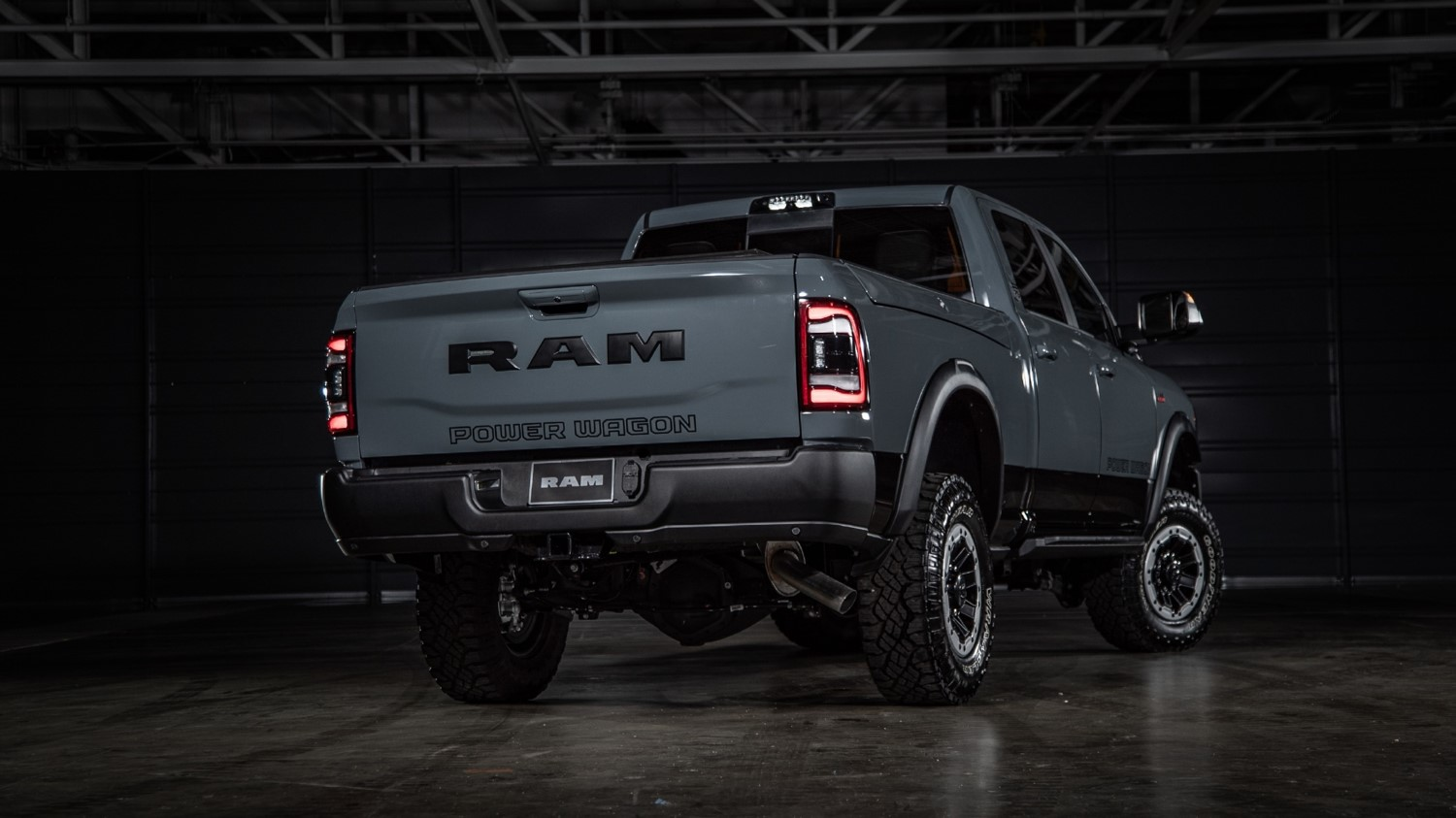 Ram Power Wagon 75th Anniversary Edition 2021 4 1