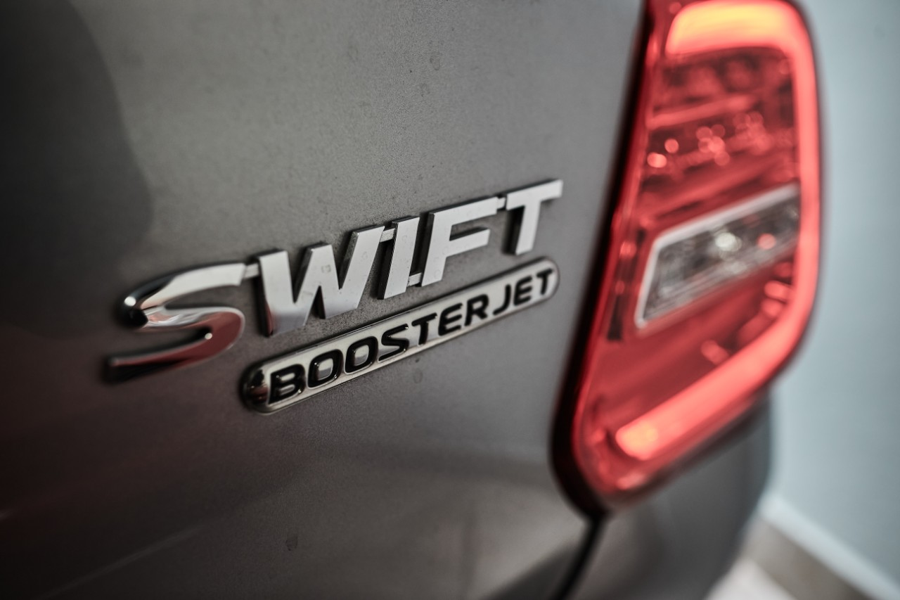 Suzuki Swift Boosterjet