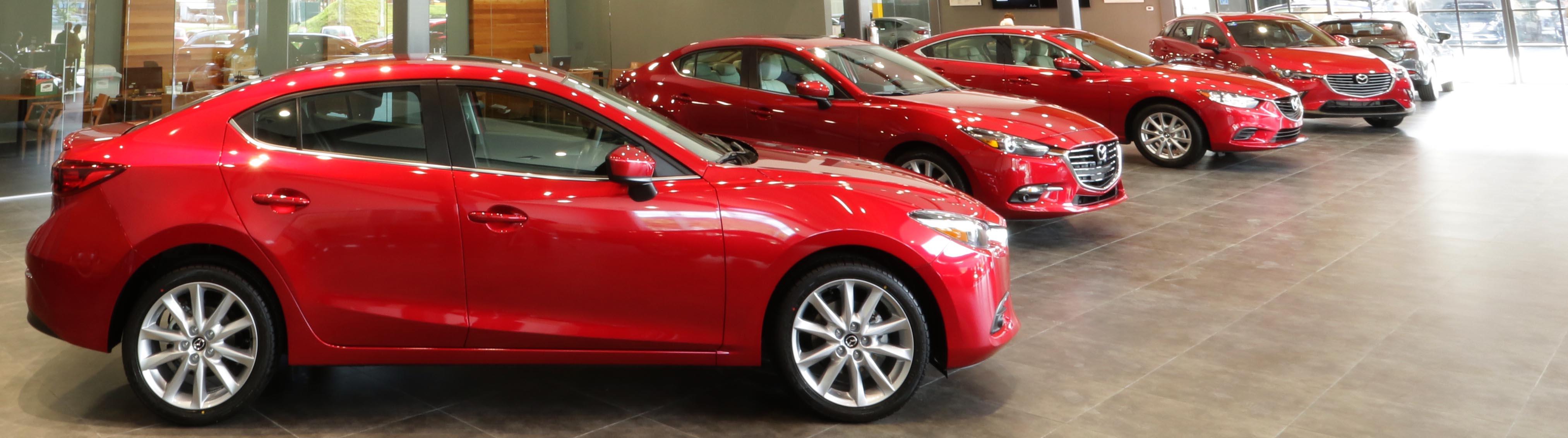 Mazda presentó su nueva imagen global