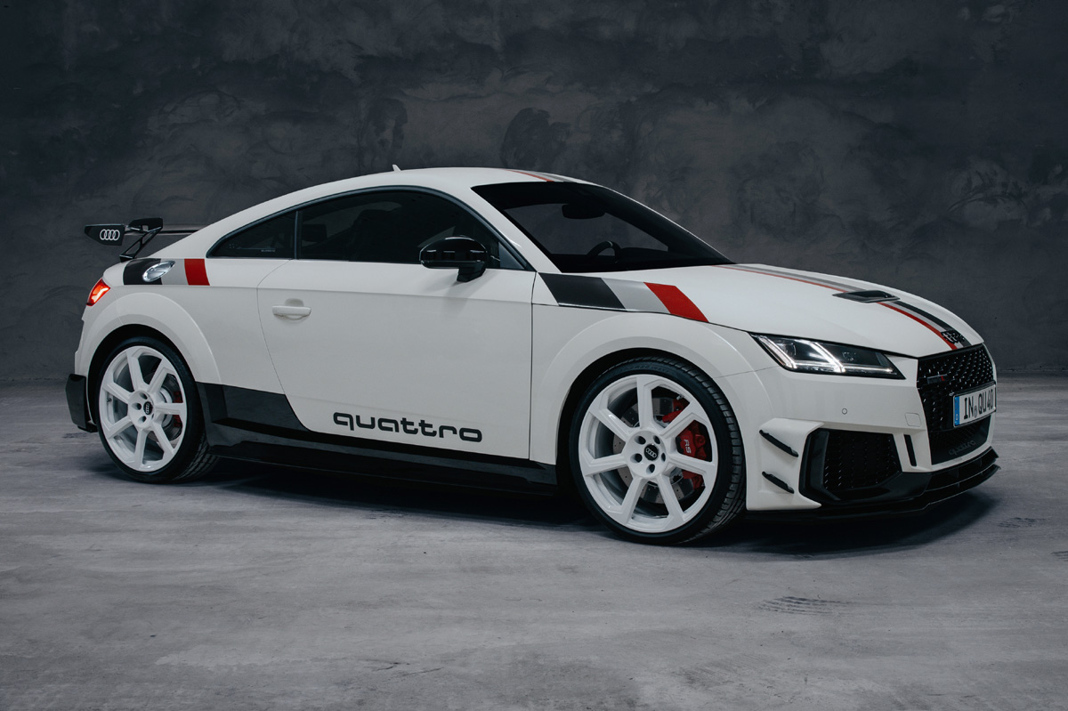 audi tt rs 40 years of quattro 1