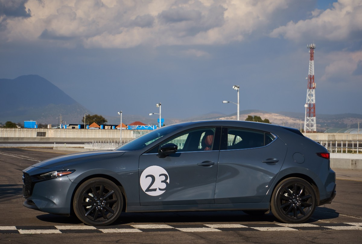 mazda 3 hb turbo ext