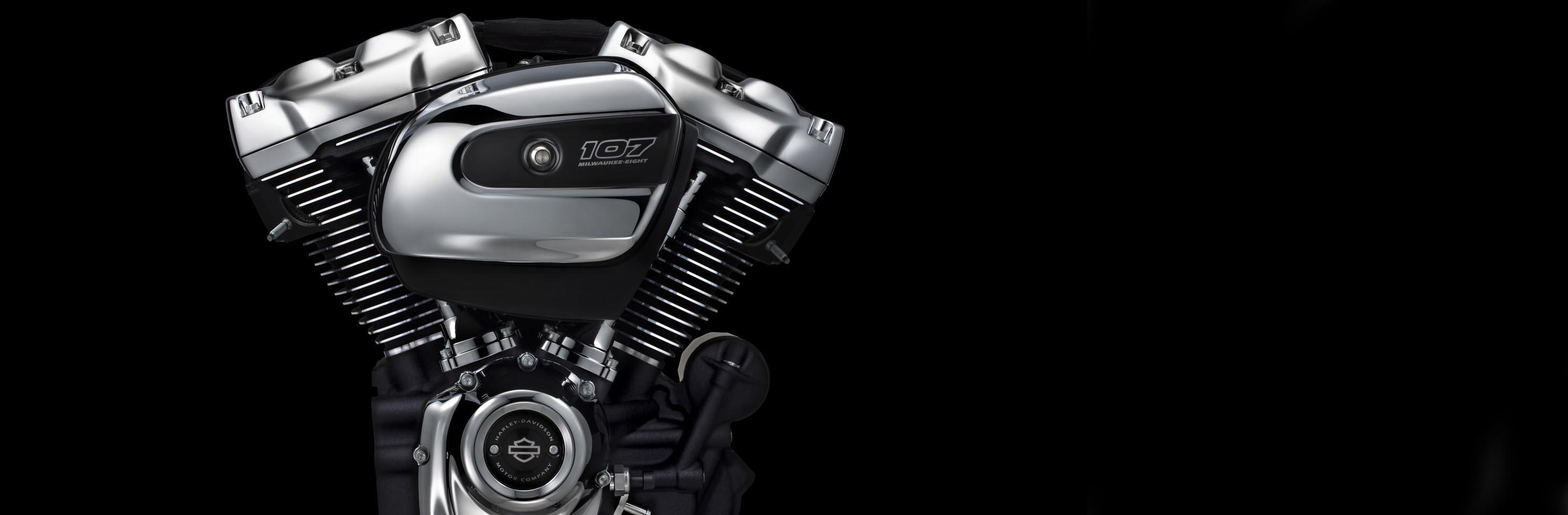 El nuevo motor de Harley-Davidson, LA JOYA DE LA CORONA