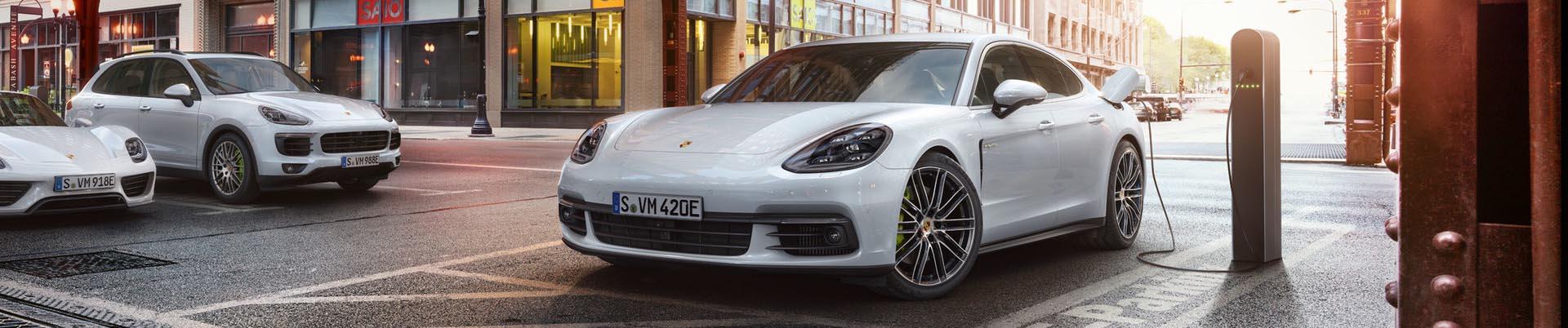 Porsche Panamera Hybrid, los europeos los prefieren híbridos