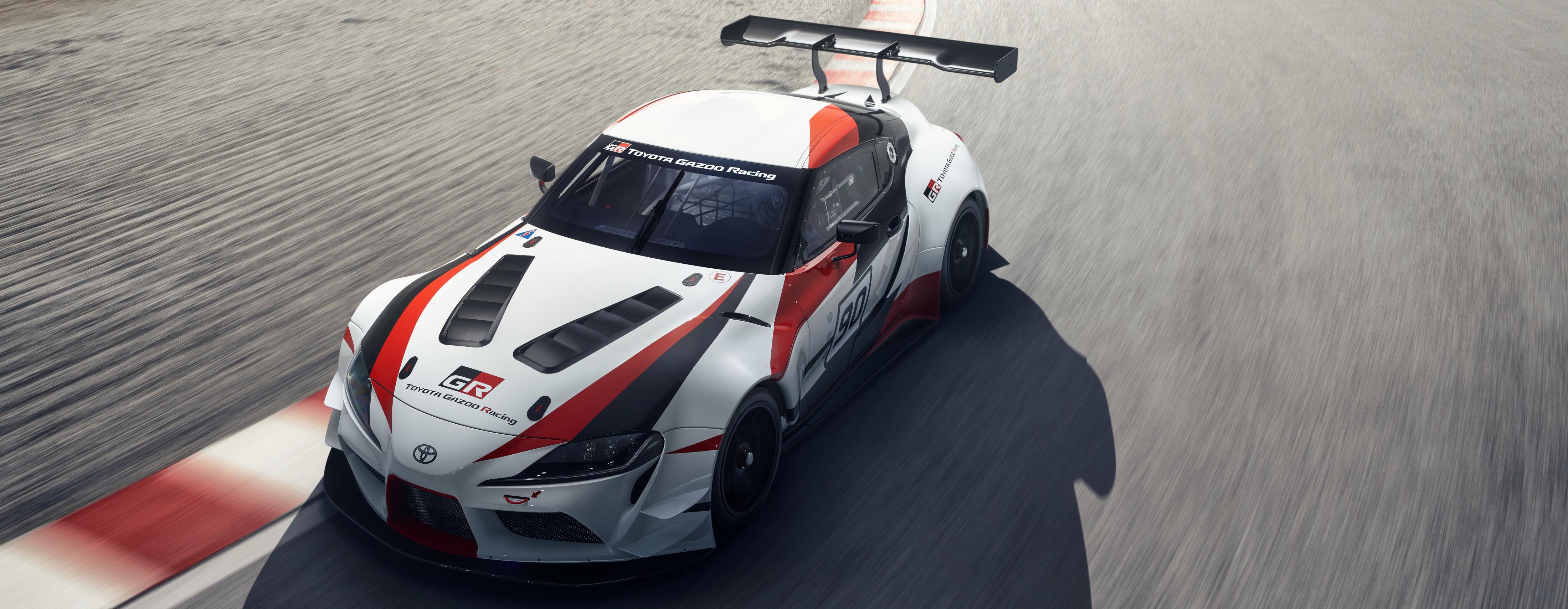 Toyota GR Supra Racing Concept, Adrenalina pura