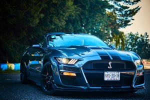 Ford Shelby GT500 es poder absoluto