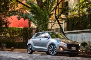 Suzuki Swift Boosterjet es audaz y provocativo