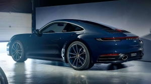 PORSCHE 911 BELGIAN LEGEND EDITION